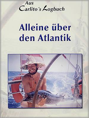 Allein über den Atlantik
